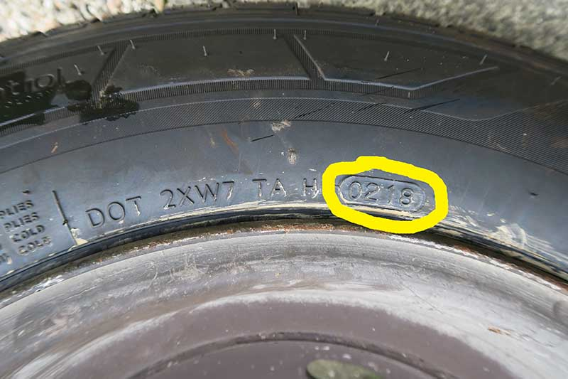 Strange How To Check The Age Of Motorhome Tyres Classic Motorhome Download Free Architecture Designs Xaembritishbridgeorg