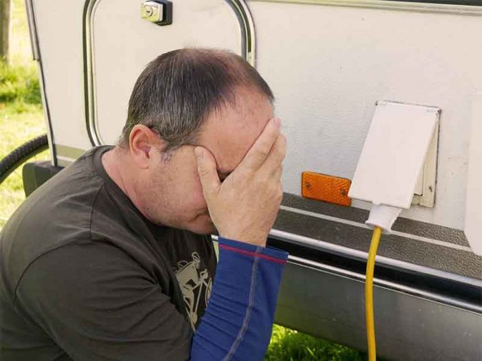 30 Classic Motorhome Mistakes