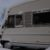 Hymer covered in snow