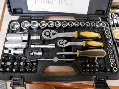 Aldi Socket Set
