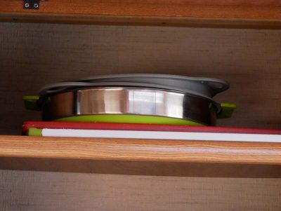 Collapsible bowls and colander