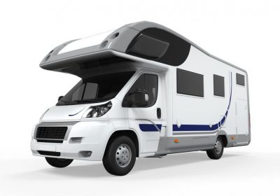 Typical Class C Motorhome